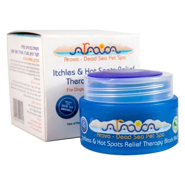 Shampoo per cani naturale Arava Itchless